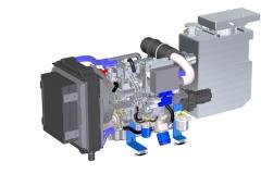 Silnik Diesel do stref EX