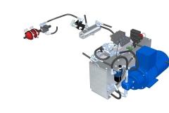 Układ hydrauliczny maszyny mobilnej